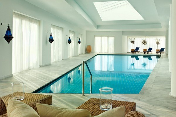 Journey to Greece Blue Palace Resort Elounda Pool