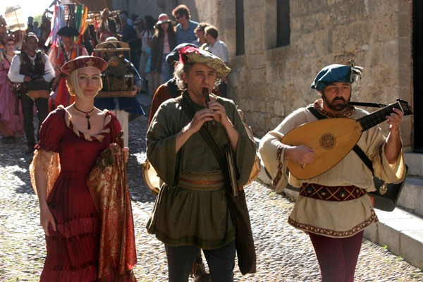Journey to Greece Sheraton Rhodes MedievalFestivalRhodes_HerbJung