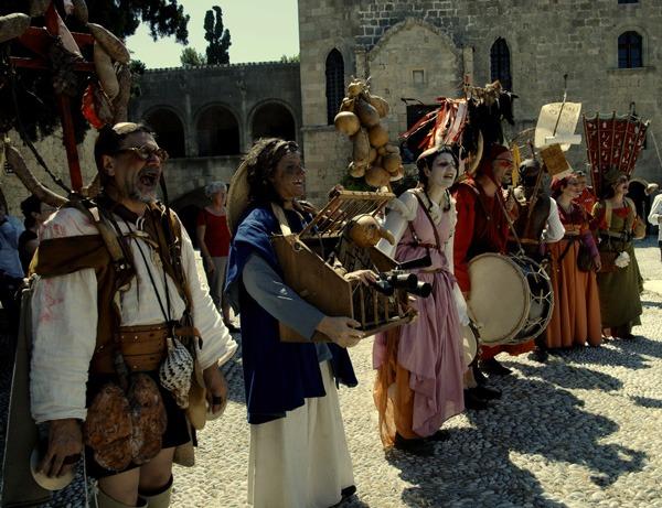 Journey to Greece Sheraton Rhodes MedievalFestivalRhodes_PanagiotisLamprianidis