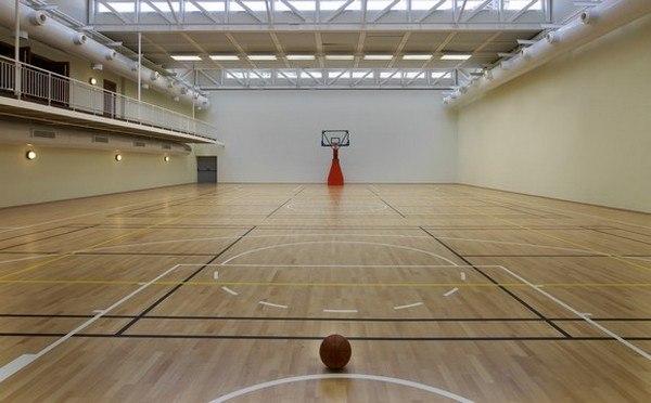 Basketball Court Papaloukas Camp - The Westin Resort Costa Navarino