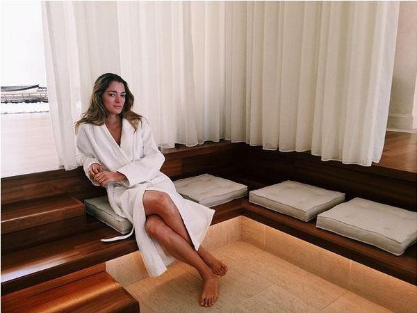 The Romanos Resort Sofia Sanchez Anazoe Spa