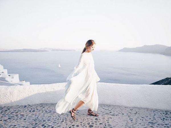 Vedema Resort Santorini Sofia Sanchez