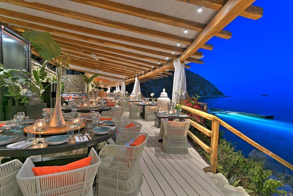 Buddha Bar Beach – Santa Marina Resort Mykonos