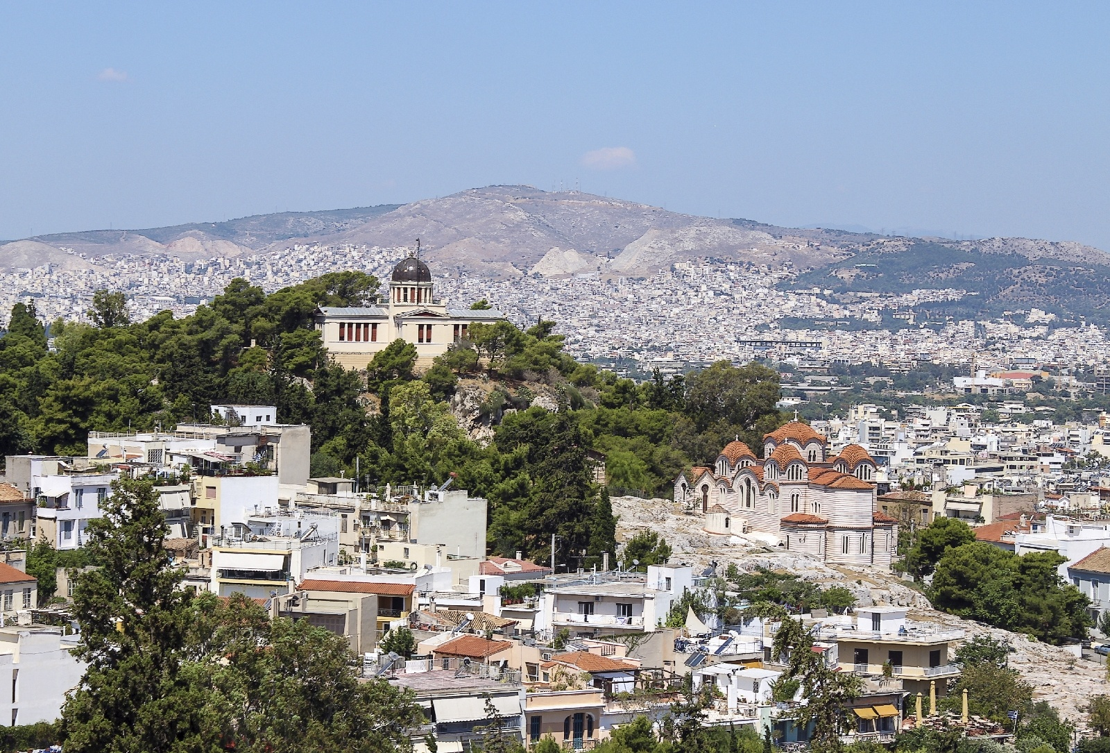 Agia Marina, Athens