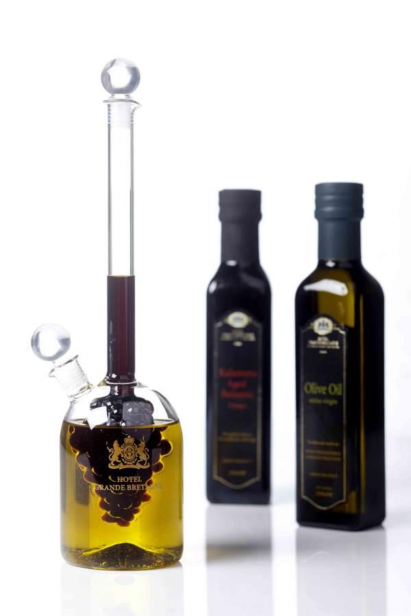 Hotel Grande Bretagne Athens Journey Greece Online Shop Olive Oil and Balsamic Vinegar Cruet