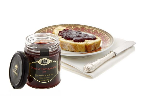 Hotel Grande Bretagne Athens Journey Greece Online Shop Plumand Pomegranate Jam