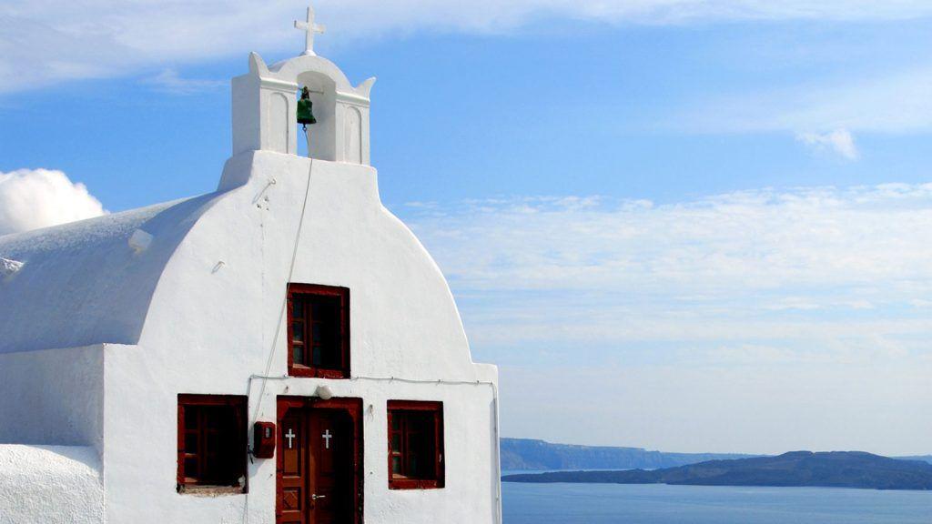 Journey to Greece Mystique Santorini Weddings Chappel