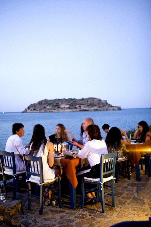 minoan tastes - elounda crete