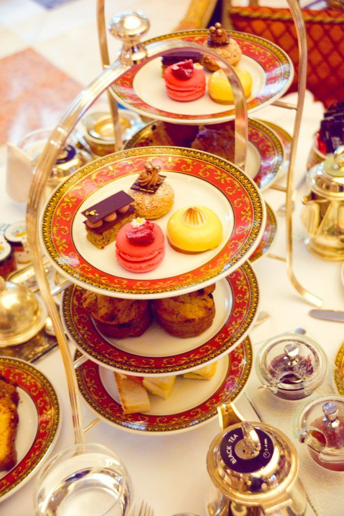 Afternoon Tea at Grande Bretagne Hotel Journey to Greece Athens