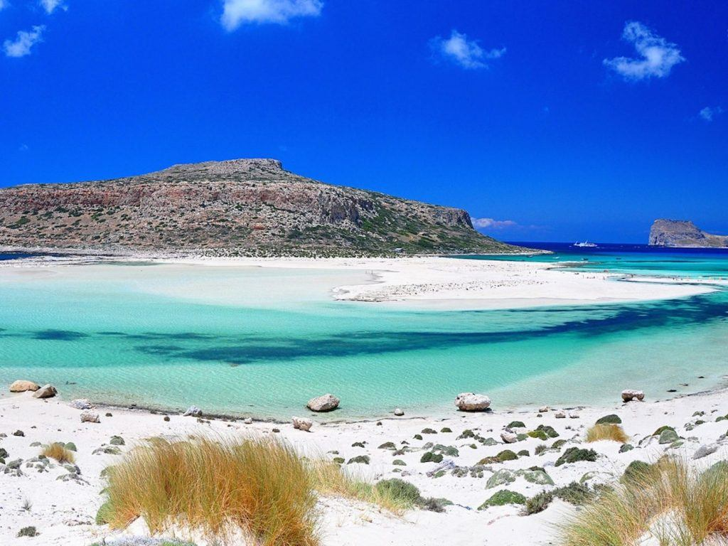 Balos Beach Journey to Greece Crete Best Beach