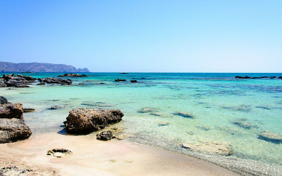Elafonissi Beach Journey to Greece Best Beach Crete