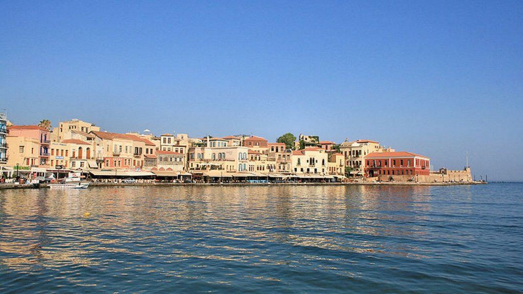 Journey to Greece Chania Port