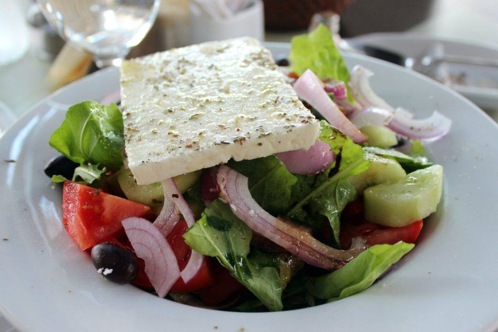 Journey Greece Food Traditions Greek Salad