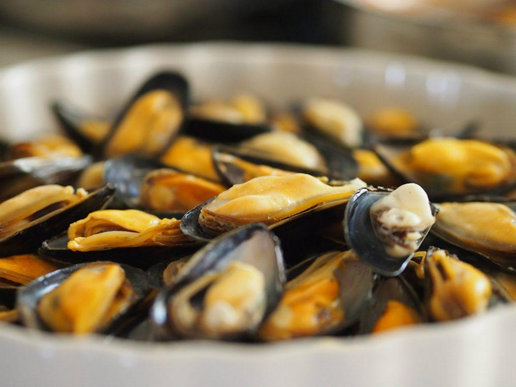 Journey Greece Food Traditions Mussels