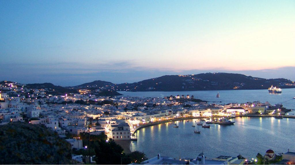 Journey Greece Travel Leisure Award Best Island Europe Mykonos