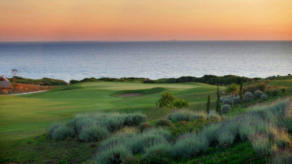 journey-greece-costa-navarino-golf-sunset-dunes-course