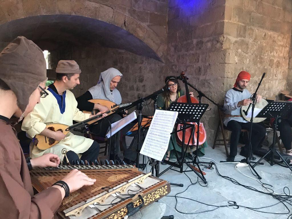 Medieval Festival Rhodes Greece