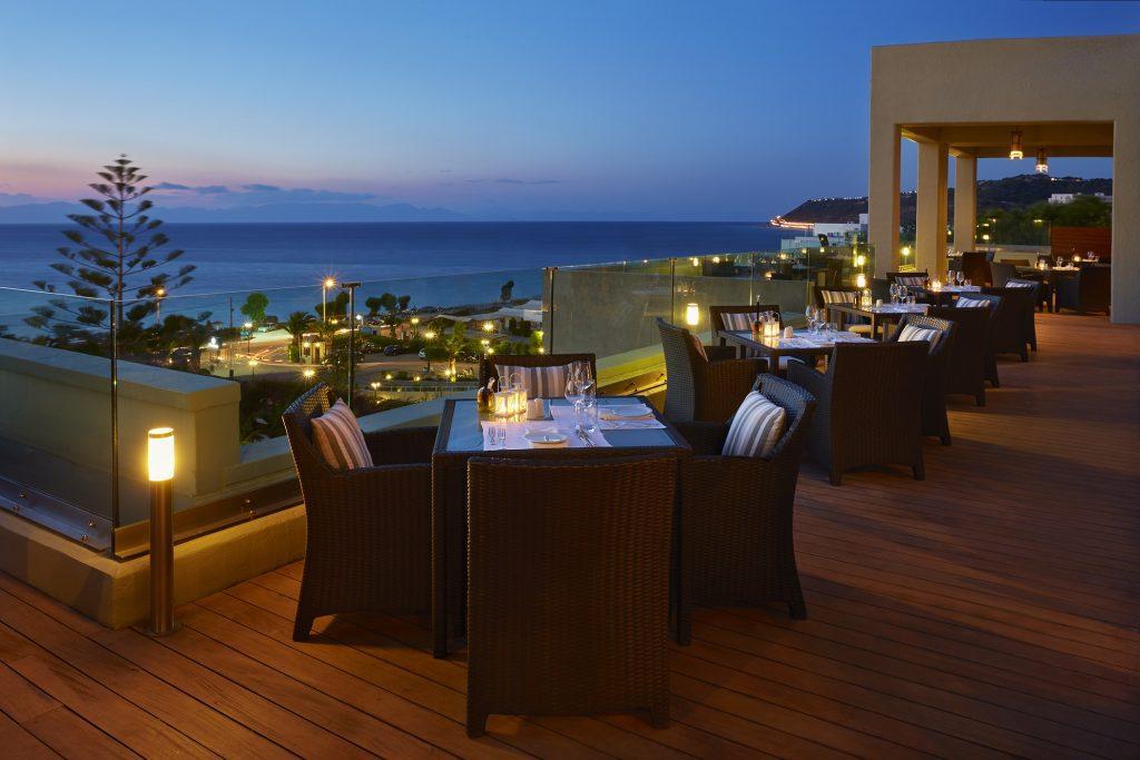 LOnda Restaurant Sheraton Rhodes