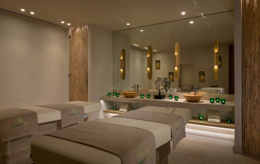 Ginkgo Spa at Santa Marina Mykonos_Massage Room (1)