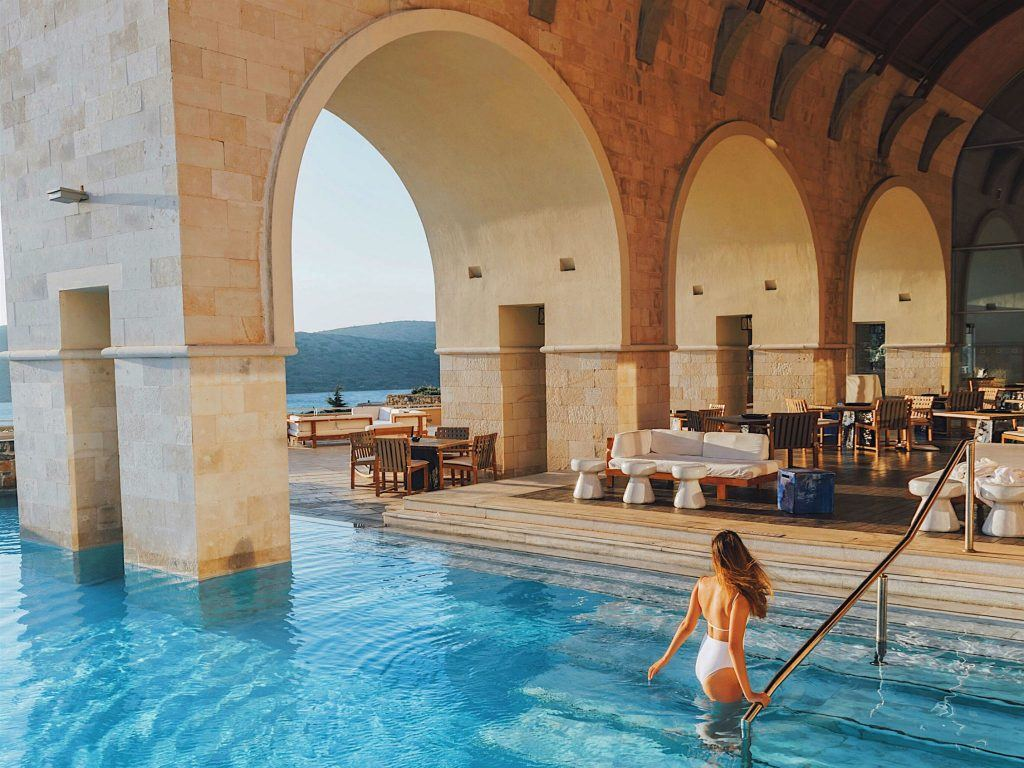 The Blue Palace resort greece spg tara luxury collection
