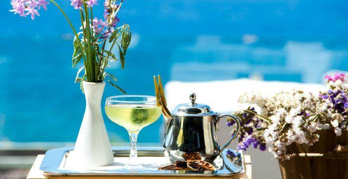 colors of mediteranean cocktails menu sheraton rhodes resort greece