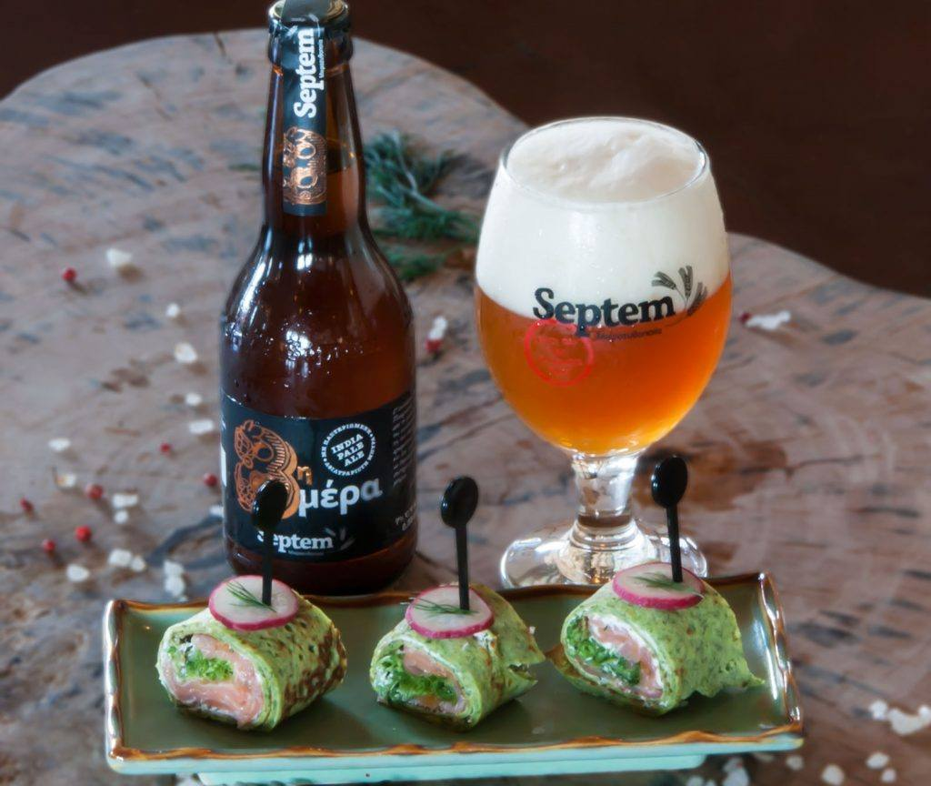 she-paired-salmon-beer
