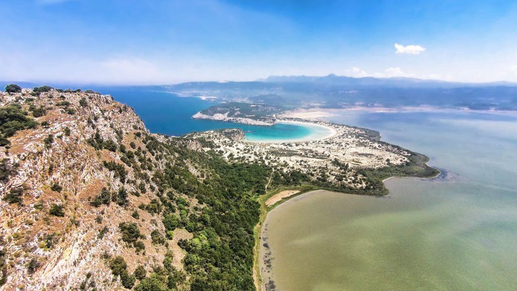 Voidokilia Beach-Med