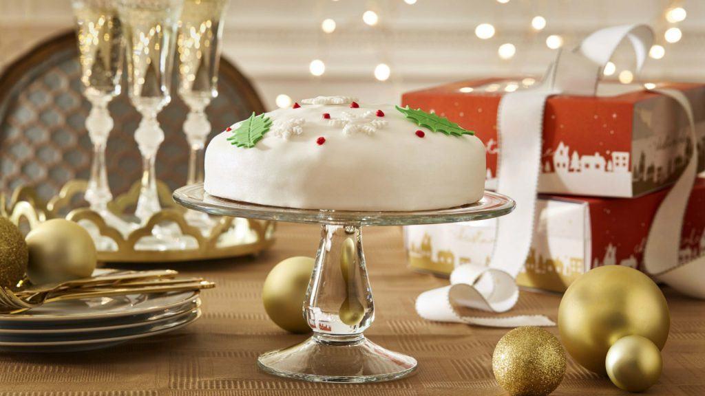 Christmas Cake Hotel Grande Bretagne Athens