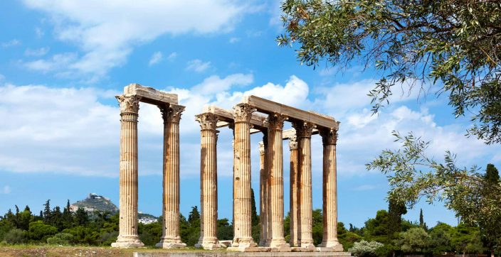 Panthenon, Athens