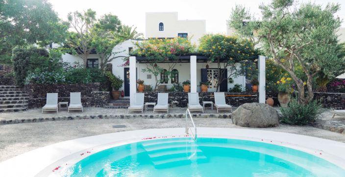 Vedema Resort Santorini Greece