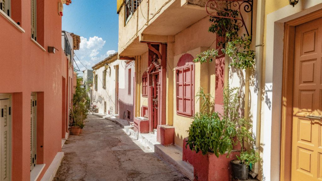 plaka greece athens