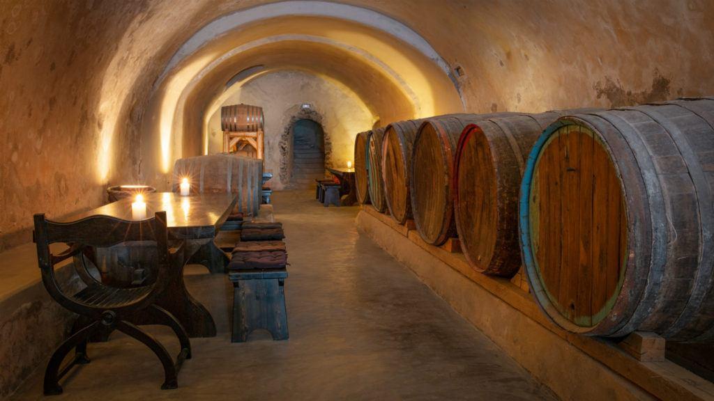 canava cellar vedema