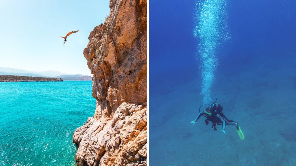 crete watersports