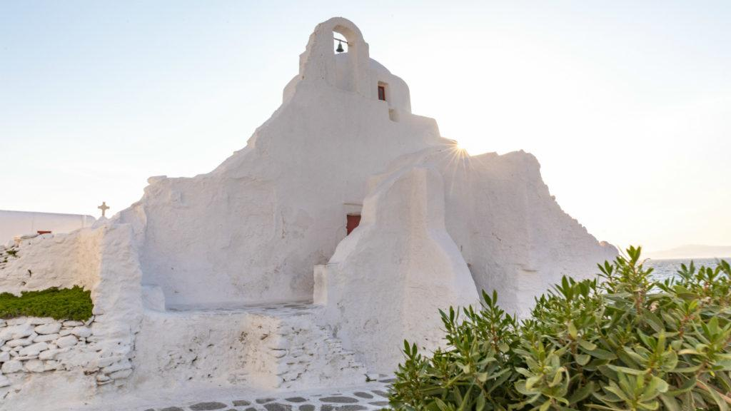 paraportiani church mykonos
