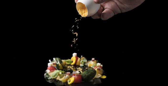 funky gourmet restaurant costa navarino